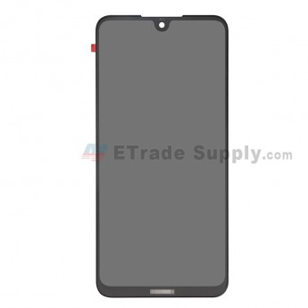 For Huawei Honor 8X Max LCD Screen and Digitizer Assembly Replacement - Black - With Logo - Grade S+ (0)