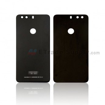 For Huawei Honor 8 Battery Door Replacement - Black - With Honor Logo - Grade R (0)