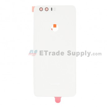 For Huawei Honor 8 Battery Door Replacement - White - With Honor Logo - Grade S+ (0)