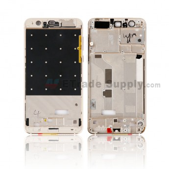 For Huawei Honor 8 Front Housing Replacement - Gold - Grade S+ (0)