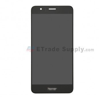 For Huawei Honor 8 LCD Screen and Digitizer Assembly Replacement - Black - With Logo - Grade S+ (0)