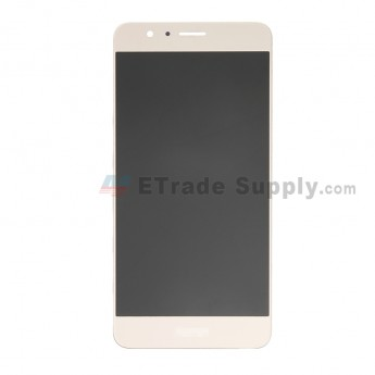 For Huawei Honor 8 LCD Screen and Digitizer Assembly Replacement - Gold - With Honor Logo - Grade S+ (0)