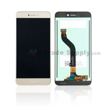 For Huawei Honor 8 Lite LCD Screen and Digitizer Assembly Replacement - Gold - With Logo - Grade S+ (0)