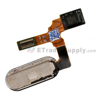 For Huawei Honor 9 Home Button Flex Cable Ribbon Replacement - Gray - Grade S+ (0)