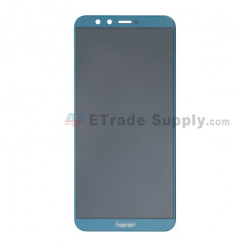 For Huawei Honor 9 Lite LCD Screen and Digitizer Assembly Replacement - Blue - With Logo - Grade S+ (0)