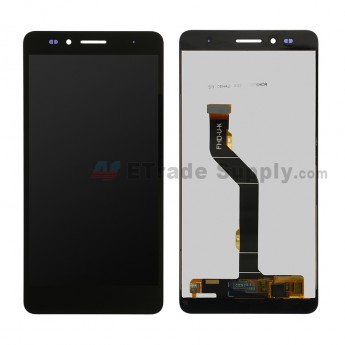 For Huawei Honor Play 5X LCD Screen and Digitizer Assembly Replacement (High Version) - Black - Without Logo - Grade S+ (0)