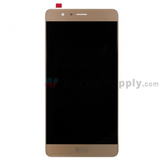 For Huawei Honor V8 LCD Screen and Digitizer Assembly Replacement - Gold - Honor Logo - Grade S+ (7)