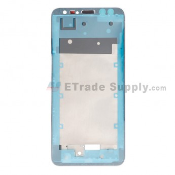 For Huawei Mate 10 Lite (Maimang 6) Front Housing Replacement - White - Grade S+ (0)