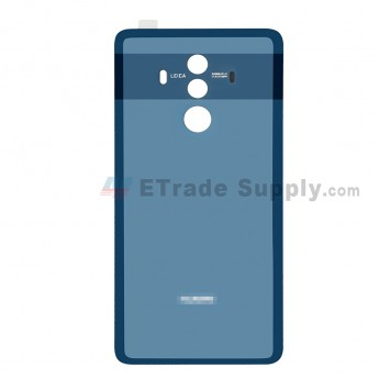 For Huawei Mate 10 Pro Battery Door Replacement - Blue - With Logo - Grade S+ (0)