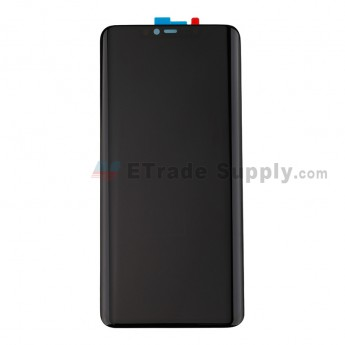 For Huawei Mate 20 Pro LCD Screen and Digitizer Assembly Replacement (with on-screen fingerprint) - Black - Without Logo - Grade S+ (0)
