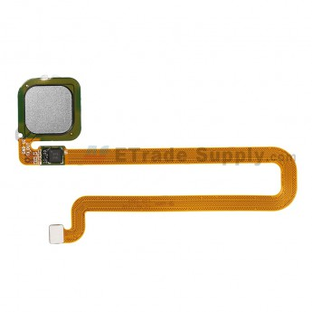For Huawei Mate 8 Fingerprint Sensor Flex Cable Ribbon Replacement - Gray - Grade S+ (2)