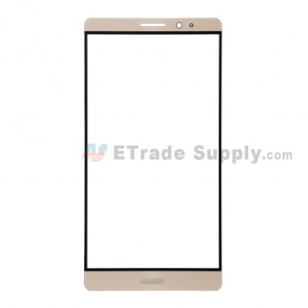 For Huawei Mate 8 Glass Lens Replacement - Gold - Huawei Logo - Grade R (1)