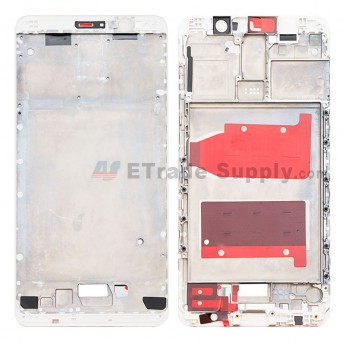 For Huawei Mate 9 Front Housing Replacement - White - Grade S+ (0)