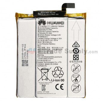 For Huawei Mate S Battery (HB436178EBW) Replacement - Grade S+ (2)