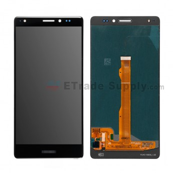 For Huawei Mate S LCD Screen and Digitizer Assembly Replacement - Black - Huawei Logo - Grade S+ (5)