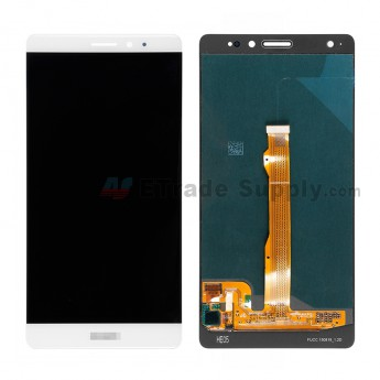 For Huawei Mate S LCD Screen and Digitizer Assembly Replacement - White - Huawei Logo - Grade S+ (2)