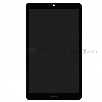 For Huawei MediaPad T3 LCD Screen and Digitizer Assembly Replacement - Black - Without Logo - Grade S+ (0)