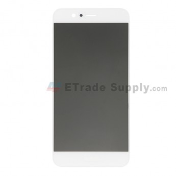 For Huawei Nova 2 Plus LCD Screen and Digitizer Assembly Replacement - White - With Logo - Grade S+ (0)