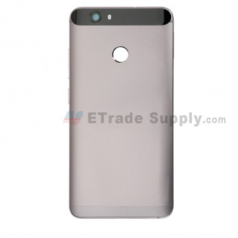 For Huawei Nova Battery Door Replacement - Gray - With Logo - Grade S+ (0)
