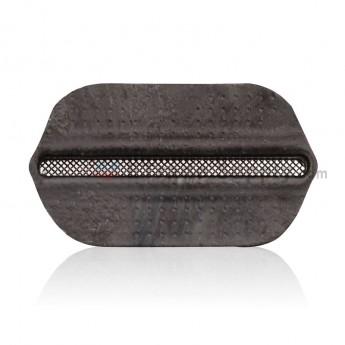 For Huawei Nova Ear Speaker Mesh Cover - Black - Grade S+ (0)