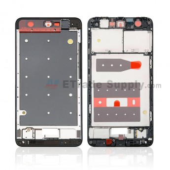 For Huawei Nova Front Housing Replacement - Black - Grade S+ (0)