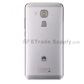 For Huawei Nova Plus Battery Door Replacement - Gray - With Huawei Logo - Grade S+ (0)