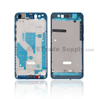 For Huawei P10 Lite Front Housing Replacement - Sapphire - Grade S+ (0)