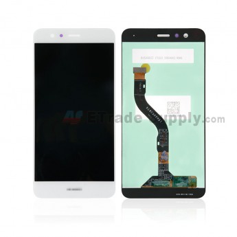 For Huawei P10 Lite LCD Screen and Digitizer Assembly Replacement - White - With Logo - Grade S+ (0)