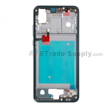 For Huawei P20 Front Housing Replacement - Blue - Grade S+ (3)