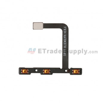 For Huawei P20 Power Button Flex Cable Ribbon Replacement - Grade S+ (0)
