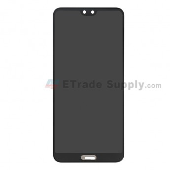 For Huawei P20 Pro LCD Screen and Digitizer Assembly Replacement - Black - Without Logo - Grade S+ (7)