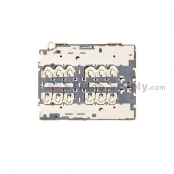 For Huawei P20 SIM Card Reader Contact Replacement - Grade S+ (0)