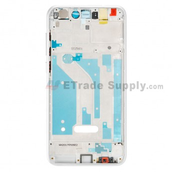 For Huawei P8 Lite 2017 Front Housing Replacement - White - Grade S+ (0)
