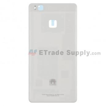 For Huawei P9 lite Battery Door Replacement - White - Huawei Logo - Grade S+ (0)