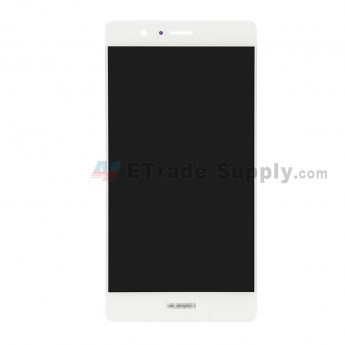 For Huawei P9 lite LCD Screen and Digitizer Assembly Replacement - White - Huawei Logo - Grade S+ (0)