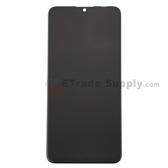 For Huawei P Smart 2019 LCD Screen and Digitizer Assembly Replacement - Black - Without Logo - Grade S+ (0)