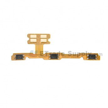 For Huawei P Smart Power Button and Volume Button Flex Cable Ribbon Replacement - Grade S+ (0)