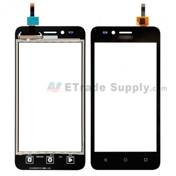 For Huawei Y3II Digitizer Screen Replacement ( 4G Version Straight Flex ) - Black - Grade S+ (0)