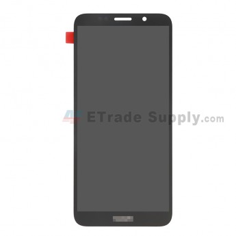 For Huawei Y5 2018 (Y5 Prime 2018) LCD Screen and Digitizer Assembly Replacement - Black - With Logo - Grade S+ (0)