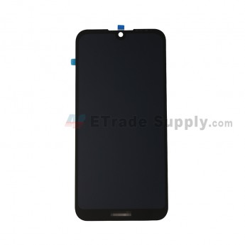 For Huawei Y5 2019 LCD Screen and Digitizer Assembly Replacement - Black - With Logo - Grade S+ (0)