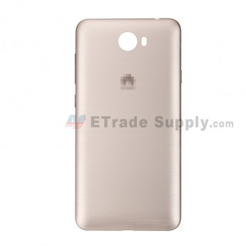 For Huawei Y5 II Battery Door Replacement - Gold - With Huawei Logo - Grade S+ (0)