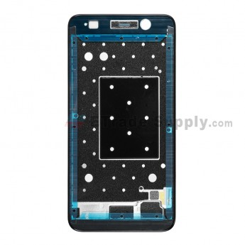 For Huawei Y6 Front Housing Replacement - Black - Grade S+ (0)
