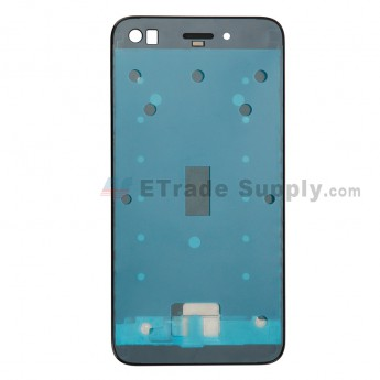 For Huawei Y6 Pro 2017 Front Housing Replacement - Black - Grade S+ (0)