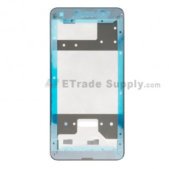 For Huawei Y7 2017 Front Housing Replacement - Black - Grade S+ (0)
