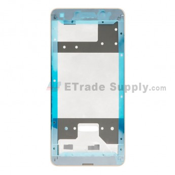 For Huawei Y7 2017 Front Housing Replacement - Gold - Grade S+ (0)