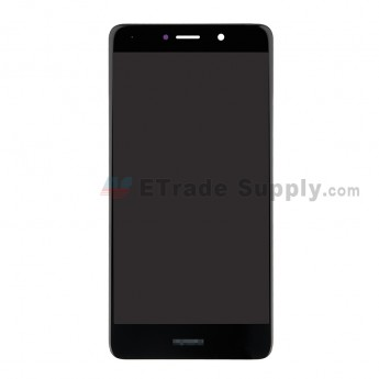 For Huawei Y7 Prime LCD Screen and Digitizer Assembly Replacement - Black - Grade S+ (0)
