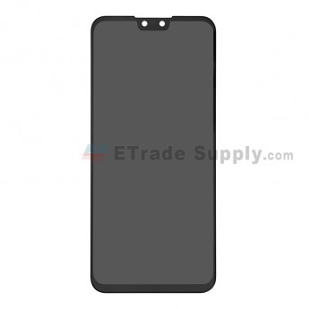 For Huawei Y9 2019 LCD Screen and Digitizer Assembly Replacement - Black - Without Logo - Grade S+ (0)