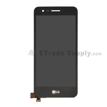 For LG Aristo K4 X230 LCD Screen and Digitizer Assembly Replacement - Black - With Logo - Grade S+ (0)