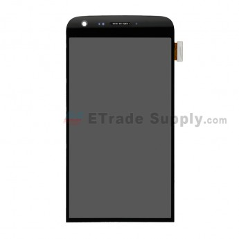For LG G5 H840/H850 LCD Screen and Digitizer Assembly with Front Housing Replacement - Black - Without Any Logo - Grade S+ (9)
