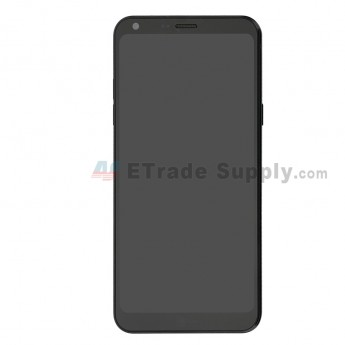 For LG K10 (2018) LCD Screen and Digitizer Assembly Replacement - Black - Without Logo - Grade S+ (0)